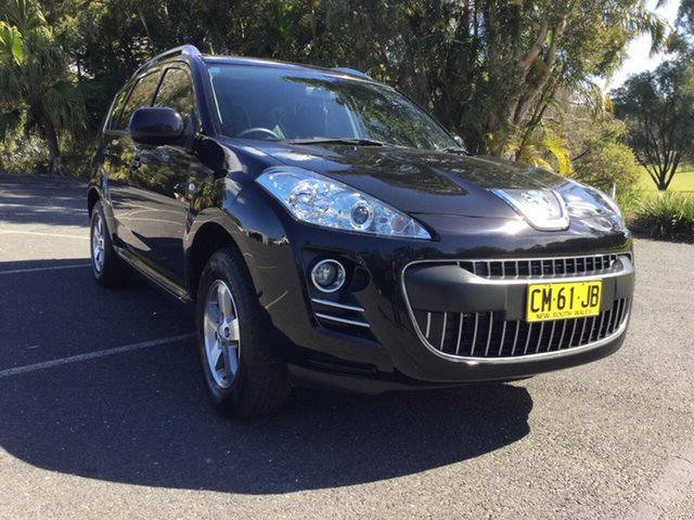 Used Peugeot 4007 ST HDI, Coffs Harbour, 2011 Peugeot 4007 ST HDI Wagon
