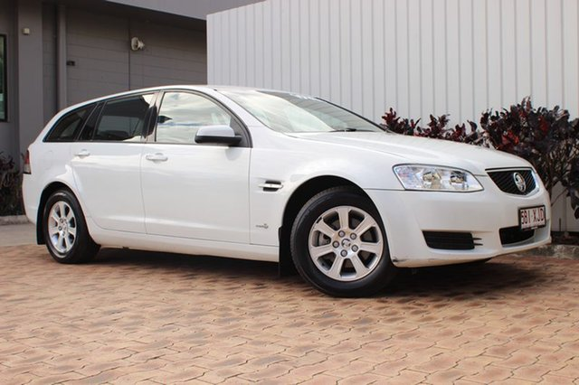 Used Holden Commodore Omega Sportwagon, Cairns, 2011 Holden Commodore Omega Sportwagon Wagon
