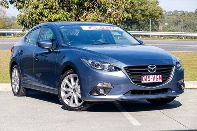 Used Mazda 3 SP25, Moorooka, Brisbane, 2014 Mazda 3 SP25 Sedan