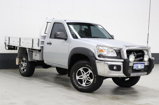 Used Mazda BT-50 Boss B3000 DX (4x4), Bentley, 2009 Mazda BT-50 Boss B3000 DX (4x4) Cab Chassis