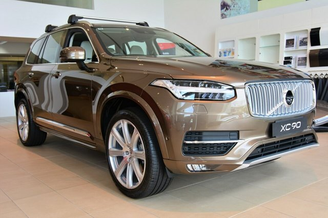 Demonstrator, Demo, Near New Volvo XC90 D5 Geartronic AWD Inscription, Southport, 2017 Volvo XC90 D5 Geartronic AWD Inscription Wagon