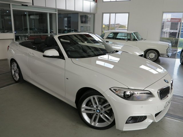 Used BMW 220i M Sport, Albion, 2015 BMW 220i M Sport Convertible