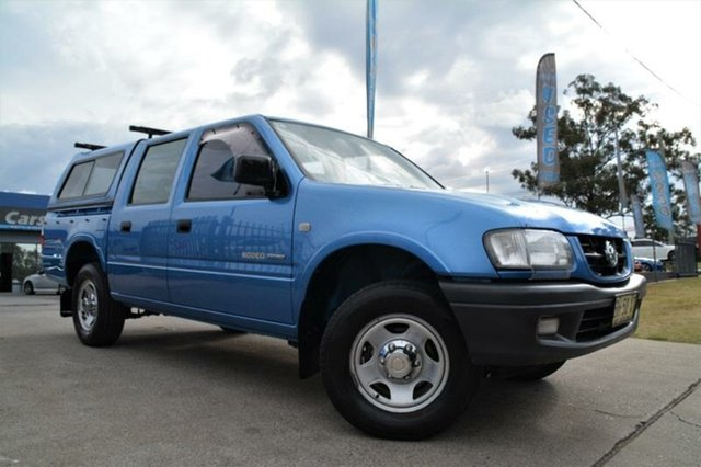 Used Holden Rodeo LX, Mulgrave, 2003 Holden Rodeo LX Utility