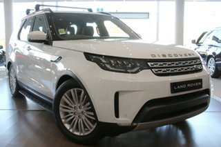 2017 Land Rover Discovery TD6 HSE Wagon.