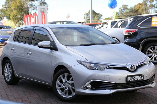 Discounted Used Toyota Corolla Ascent Sport S-CVT, Narellan, 2016 Toyota Corolla Ascent Sport S-CVT Hatchback