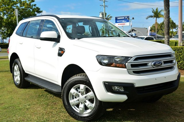 Discounted Demonstrator, Demo, Near New Ford Everest Ambiente RWD, Southport, 2017 Ford Everest Ambiente RWD Wagon