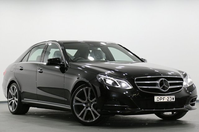 Used Mercedes-Benz E250 7G-Tronic +, Narellan, 2013 Mercedes-Benz E250 7G-Tronic + Sedan