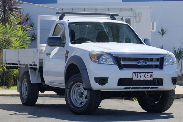 Used Ford Ranger XL, Bowen Hills, 2011 Ford Ranger XL Cab Chassis