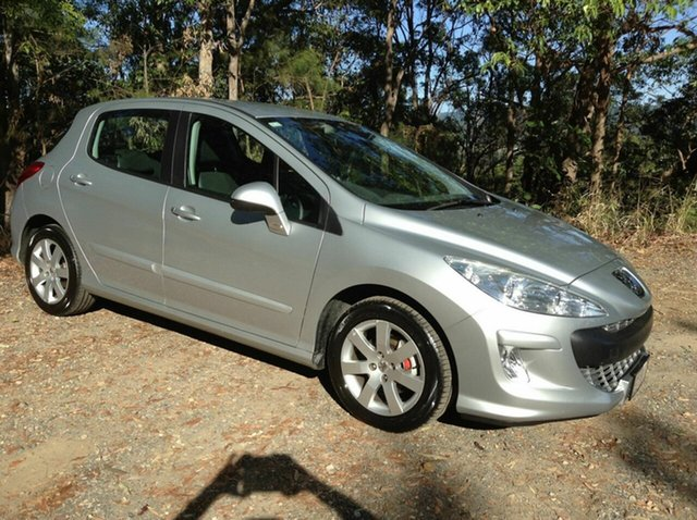 Used Peugeot 308 XSE HDI, Nambour, 2009 Peugeot 308 XSE HDI Hatchback