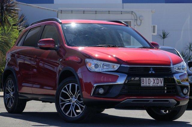 Used Mitsubishi ASX LS 2WD, Bowen Hills, 2017 Mitsubishi ASX LS 2WD Wagon