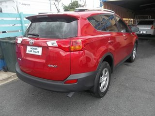 2013 Toyota RAV4 GX 2X4 Wagon.
