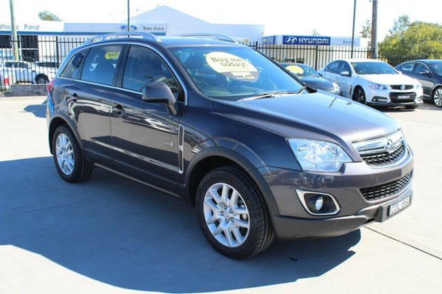 Used Holden Captiva 5, Hamilton, 2013 Holden Captiva 5 Wagon