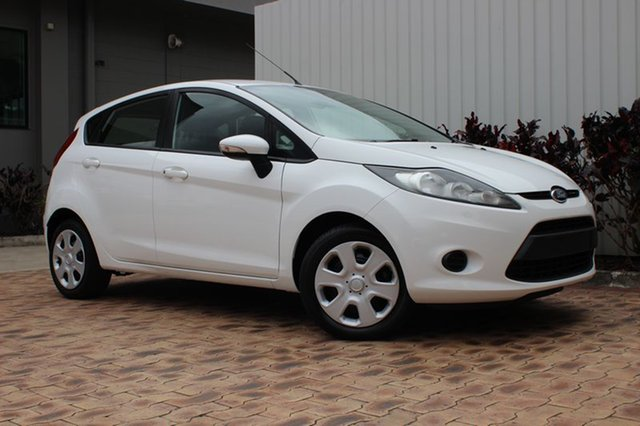 Used Ford Fiesta CL, Cairns, 2012 Ford Fiesta CL Hatchback
