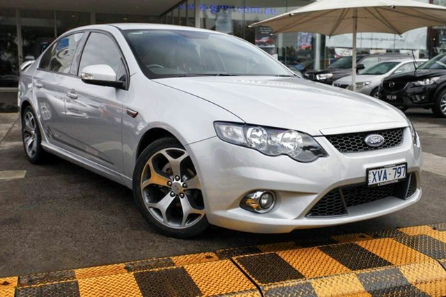 Used Ford Falcon XR6 50th Anniversary, Mulgrave, 2010 Ford Falcon XR6 50th Anniversary FG Upgrade Sedan