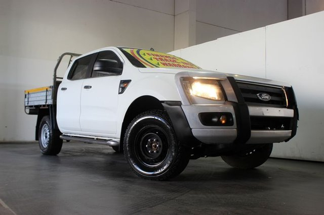 Used Ford Ranger XL 3.2 (4x4), Underwood, 2013 Ford Ranger XL 3.2 (4x4) Dual C/Chas
