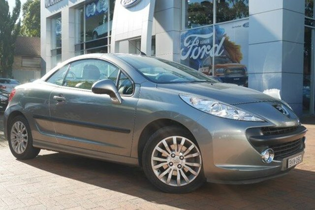 Used Peugeot 207 CC, Southport, 2008 Peugeot 207 CC Cabriolet