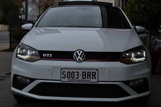 Used Volkswagen Polo GTi, Norwood, 2015 Volkswagen Polo GTi Hatchback