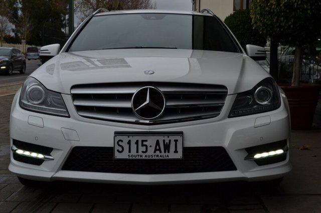 Used Mercedes-Benz C250 CDI Avantgarde Estate 7G-Tronic +, Norwood, 2013 Mercedes-Benz C250 CDI Avantgarde Estate 7G-Tronic + Wagon