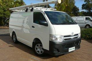 Used Toyota Hiace LWB, Bokarina, 2011 Toyota Hiace LWB KDH201R MY11 Van