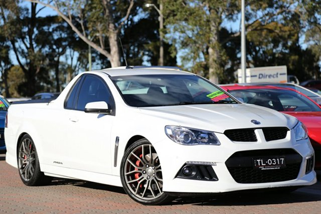 Used Holden Special Vehicles Maloo, Southport, 2013 Holden Special Vehicles Maloo Utility