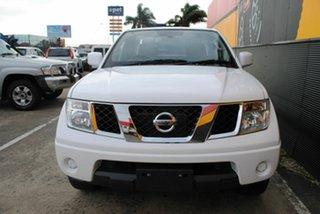 2011 Nissan Navara ST-X King Cab Utility.