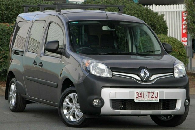 Discounted Used Renault Kangoo Maxi Crew, Acacia Ridge, 2014 Renault Kangoo Maxi Crew F61 Phase II Van