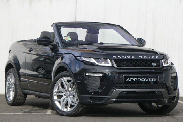 Used Land Rover Range Rover Evoque TD4 180 HSE Dynamic, Malvern, 2016 Land Rover Range Rover Evoque TD4 180 HSE Dynamic Wagon