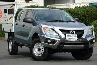 Discounted Used Mazda BT-50 XT 4x2 Hi-Rider, Acacia Ridge, 2013 Mazda BT-50 XT 4x2 Hi-Rider UP0YF1 Cab Chassis