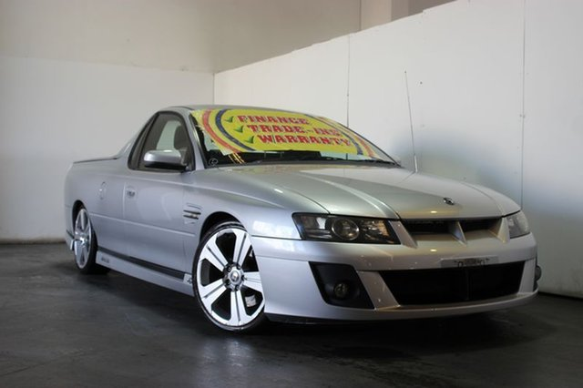 Used Holden Special Vehicles Maloo, Underwood, 2006 Holden Special Vehicles Maloo Utility