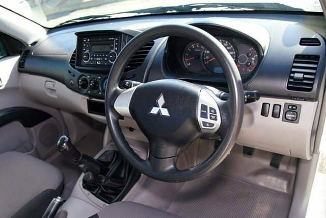 Discounted Used Mitsubishi Triton GLX, Acacia Ridge, 2012 Mitsubishi Triton GLX MN MY12 Cab Chassis