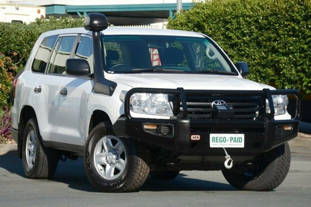 Discounted Used Toyota Landcruiser GX, Acacia Ridge, 2012 Toyota Landcruiser GX VDJ200R MY12 Wagon