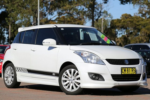 Used Suzuki Swift GLX, Warwick Farm, 2011 Suzuki Swift GLX Hatchback