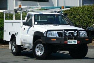 Discounted Used Nissan Patrol DX, Acacia Ridge, 2012 Nissan Patrol DX GU 6 Series II Cab Chassis
