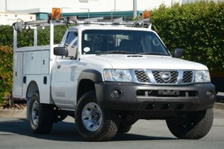 Discounted Used Nissan Patrol DX, Acacia Ridge, 2011 Nissan Patrol DX GU 6 Series II Cab Chassis