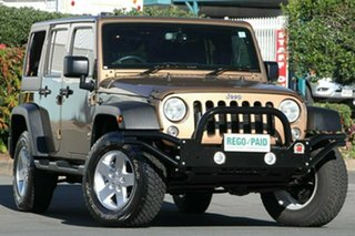 Discounted Used Jeep Wrangler Sport, Acacia Ridge, 2014 Jeep Wrangler Sport JK MY2014 Softtop