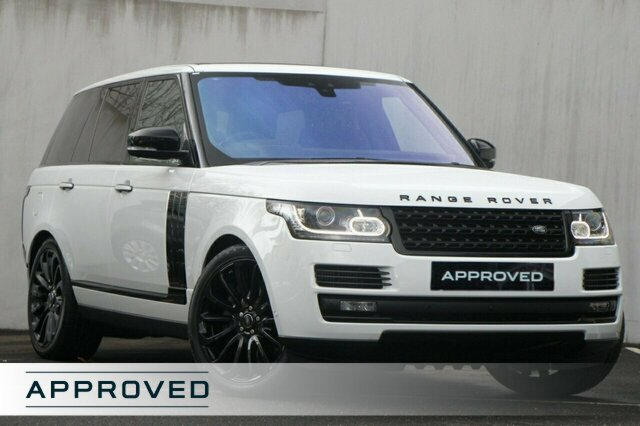 Used Land Rover Range Rover SDV8 Autobiography, Malvern, 2016 Land Rover Range Rover SDV8 Autobiography Wagon