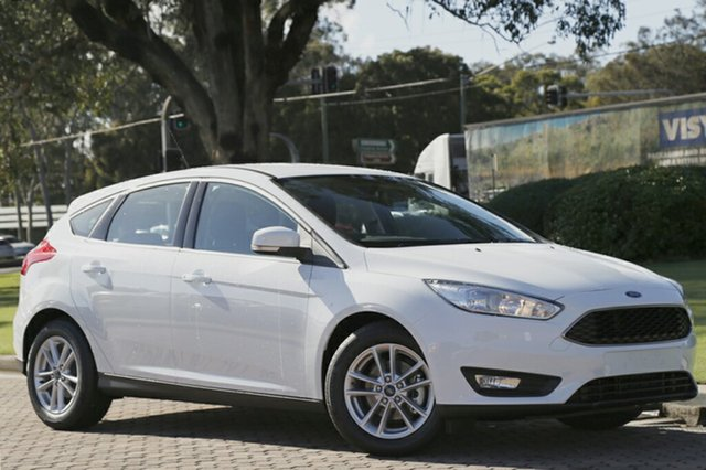 Discounted New Ford Focus Trend, Warwick Farm, 2017 Ford Focus Trend Hatchback