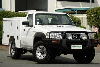Discounted Used Nissan Patrol DX, Acacia Ridge, 2010 Nissan Patrol DX GU 6 MY10 Cab Chassis