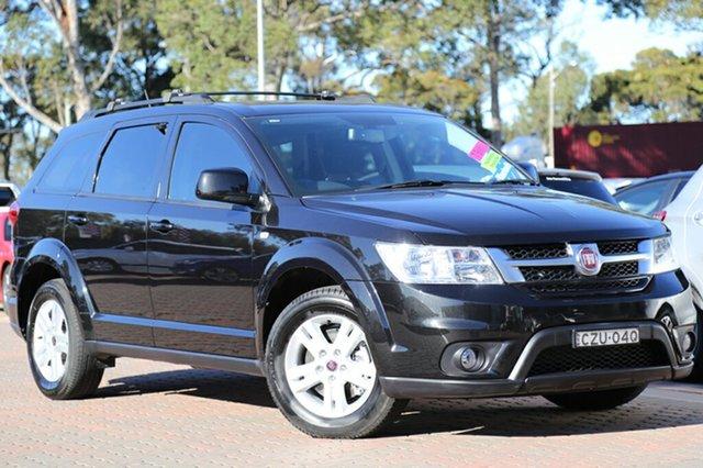 Used Fiat Freemont Urban, Warwick Farm, 2015 Fiat Freemont Urban SUV