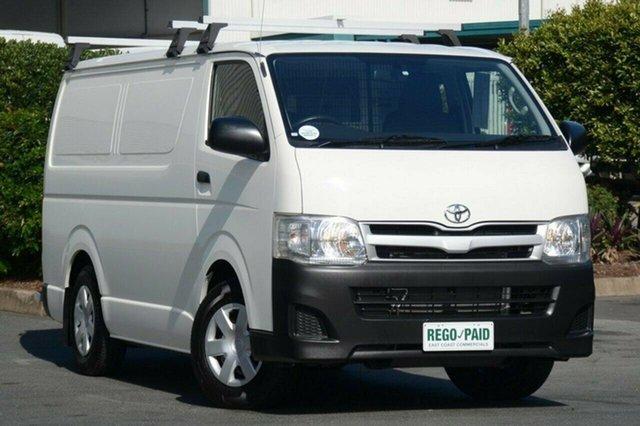 Discounted Used Toyota Hiace LWB, Acacia Ridge, 2010 Toyota Hiace LWB KDH201R MY11 Van