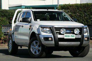 Used Ford Ranger XL Double Cab, Acacia Ridge, 2014 Ford Ranger XL Double Cab PX Cab Chassis