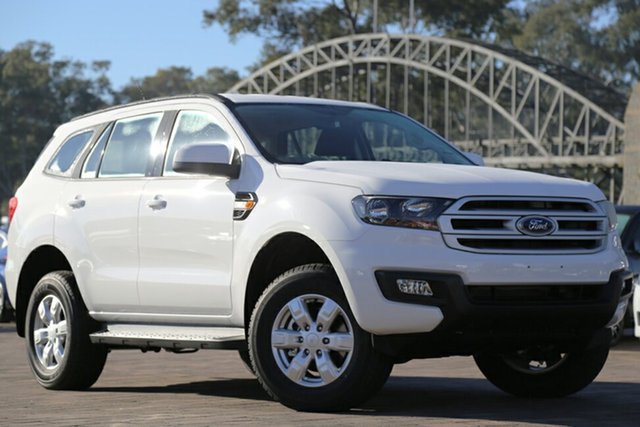 Discounted New Ford Everest Ambiente 4WD, Warwick Farm, 2017 Ford Everest Ambiente 4WD SUV