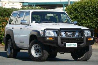 Used Nissan Patrol DX, Acacia Ridge, 2011 Nissan Patrol DX GU 7 MY10 Wagon