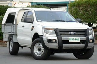 Discounted Used Ford Ranger XL Super Cab, Acacia Ridge, 2014 Ford Ranger XL Super Cab PX Cab Chassis