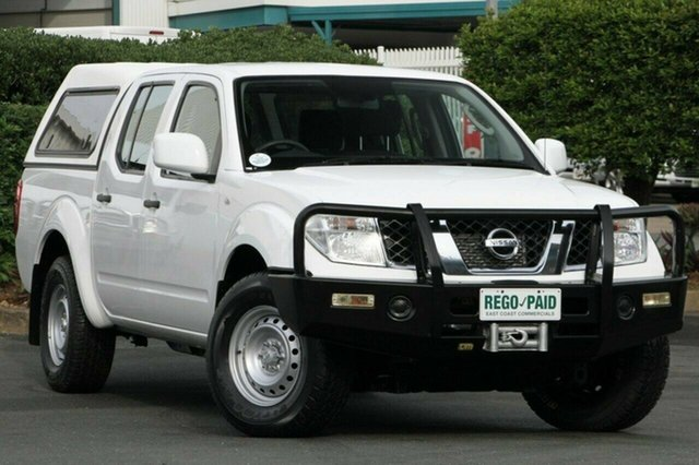 Discounted Used Nissan Navara RX, Acacia Ridge, 2012 Nissan Navara RX D40 S7 MY12 Utility