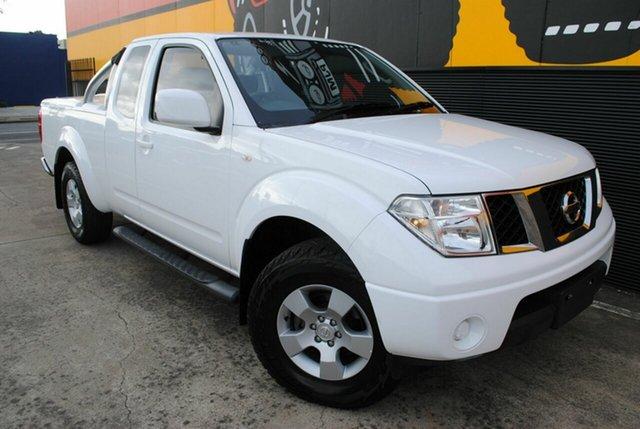 Used Nissan Navara ST-X King Cab, Melrose Park, 2011 Nissan Navara ST-X King Cab Utility