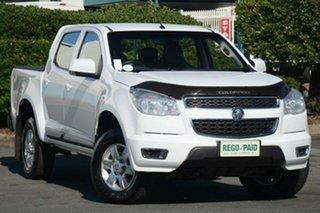 Used Holden Colorado LT Crew Cab, Acacia Ridge, 2014 Holden Colorado LT Crew Cab RG MY14 Utility