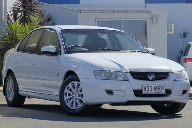 Used Holden Commodore Acclaim, Bowen Hills, 2005 Holden Commodore Acclaim Sedan