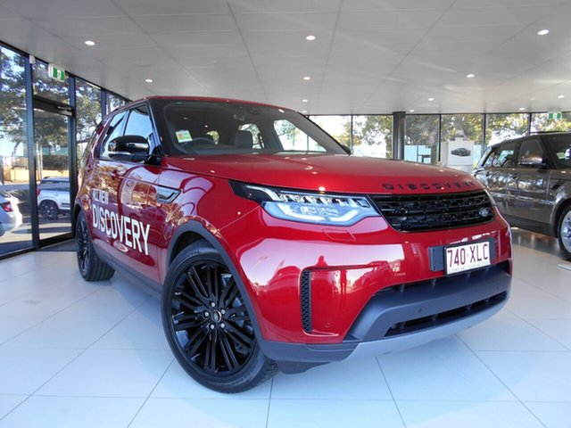 Demonstrator, Demo, Near New Land Rover Discovery TD6 SE, Toowoomba, 2017 Land Rover Discovery TD6 SE Wagon