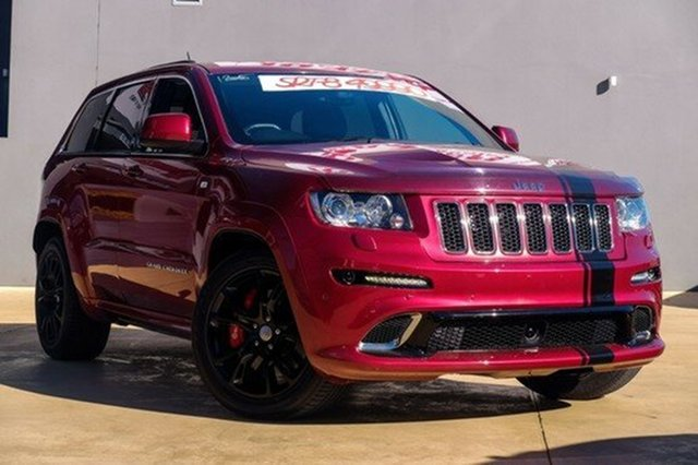 Used Jeep Grand Cherokee SRT-8, Moorooka, Brisbane, 2013 Jeep Grand Cherokee SRT-8 Wagon